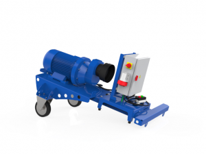 Tajfun EP elektro motor