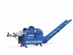Tajfun RCA 480 Vedmaskin