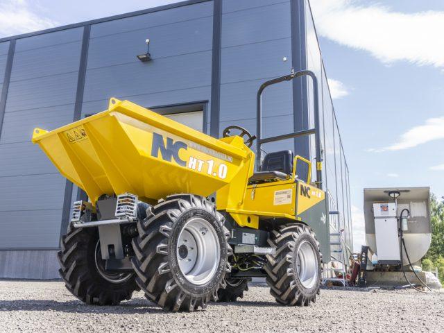 1 tonn NC sitedumper