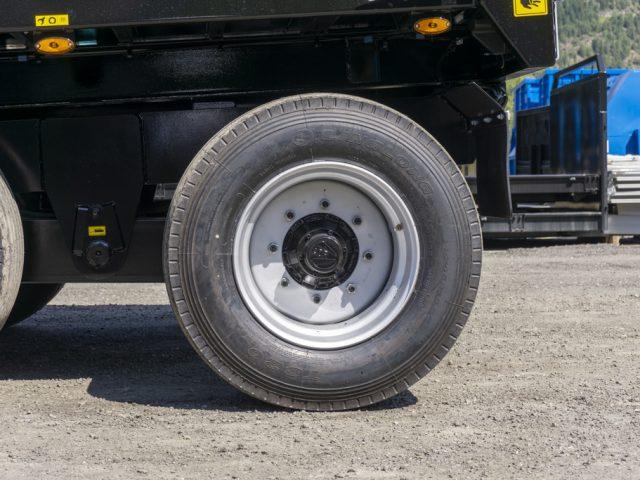 NC dumperhenger hjul
