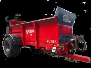 Unia Apollo tørrgjødselvogn