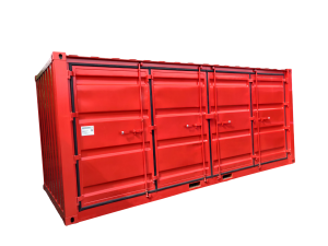 20ft miljøcontainer