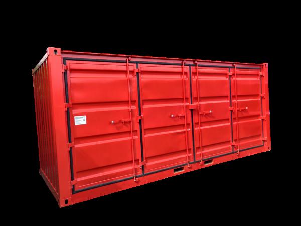20ft miljøcontainer