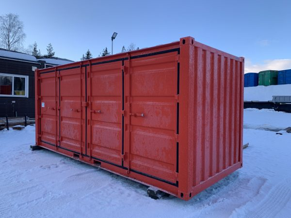Miljøcontainere