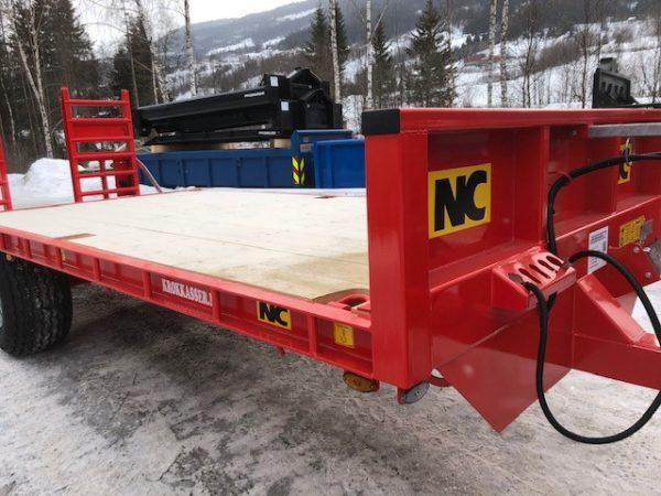 6 tonn traktor maskinhenger